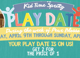 Bring a Friend to Kid Time... On Us!