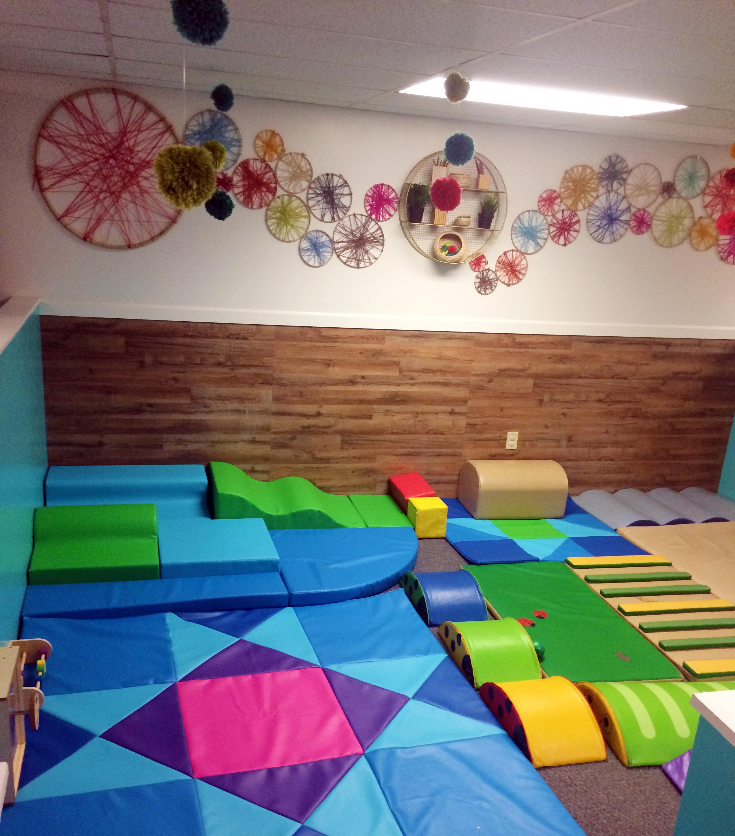 Peekaboo Baby Playground