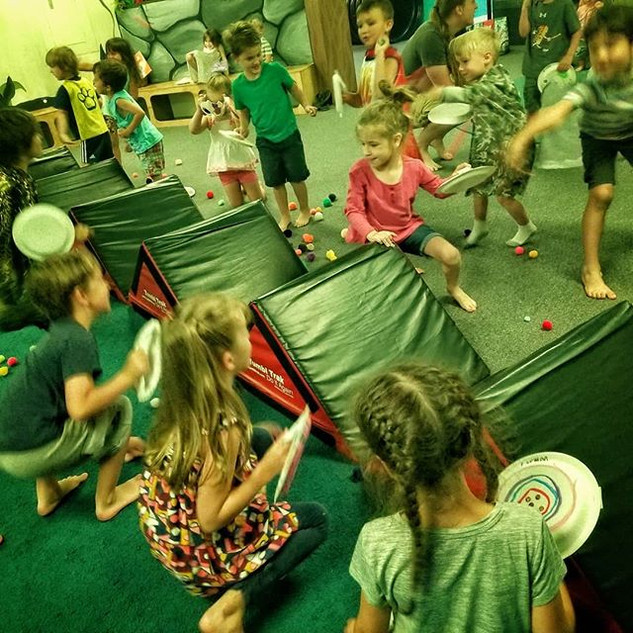 Super Hero Camp is over. Powers were practiced, villains were thwarted, and a civil war was resolved.jpg