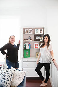 Styled and Organized System Owners | Natalie Davis and Morgan Holmes