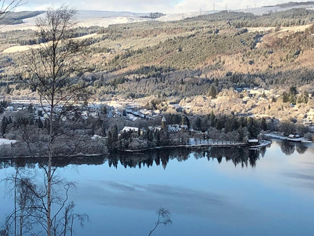 Winter Activities in the Highlands
