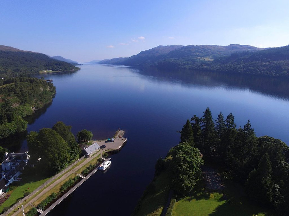 Image of Loch Ness