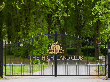 A quick getaway to The Highland Club