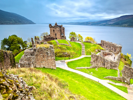 10 fun facts about Scotland!