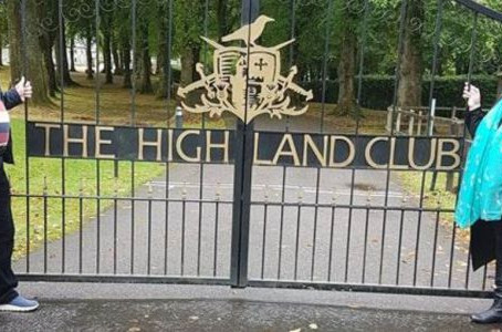 Luxury Scottish estate provides free holidays for Erskine Veterans