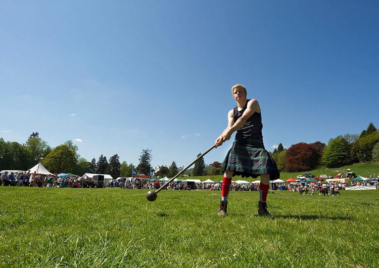 Fun Fact 6 - Highland Games