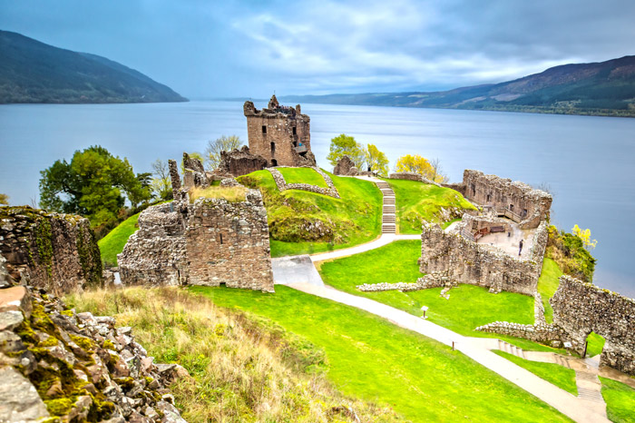 Fun Fact 3 - Loch Ness
