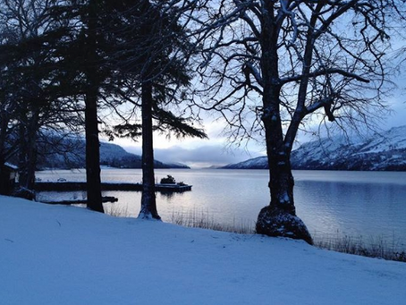 What to do at The Highland Club at Christmas