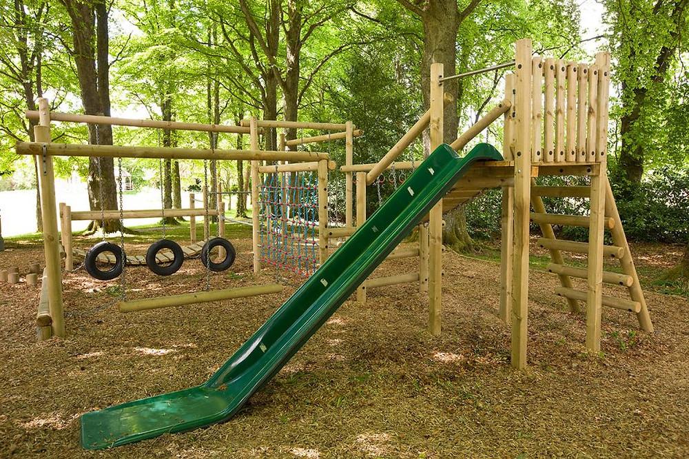 The Highland Club playground