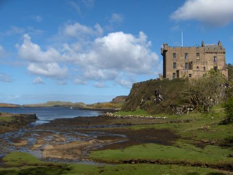 Castles near Fort Augustus