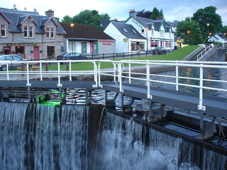 Where to eat in Fort Augustus