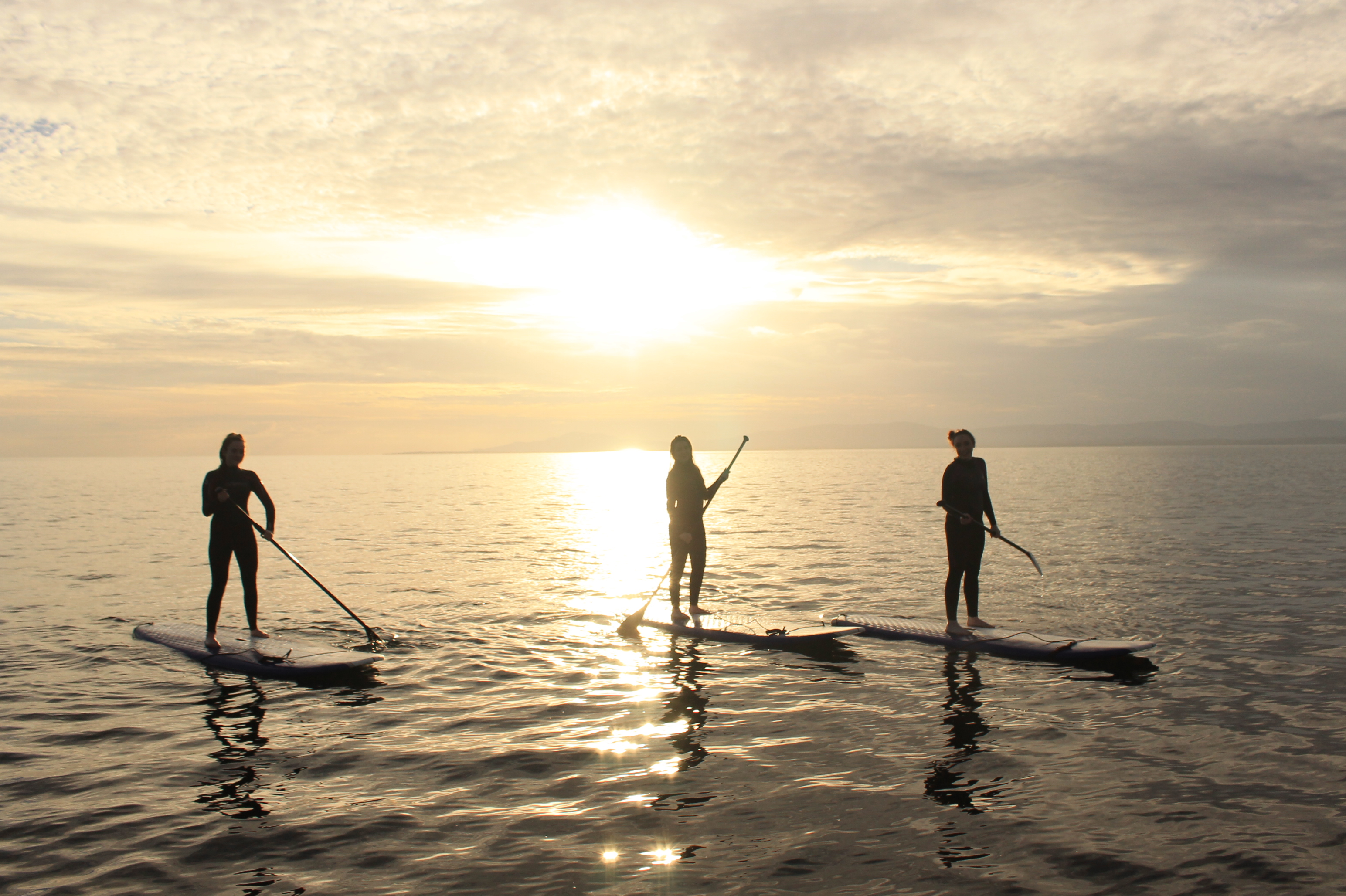 Sunset Paddle Group