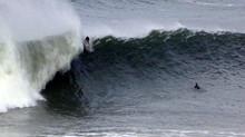 Big Surf in the Northwest