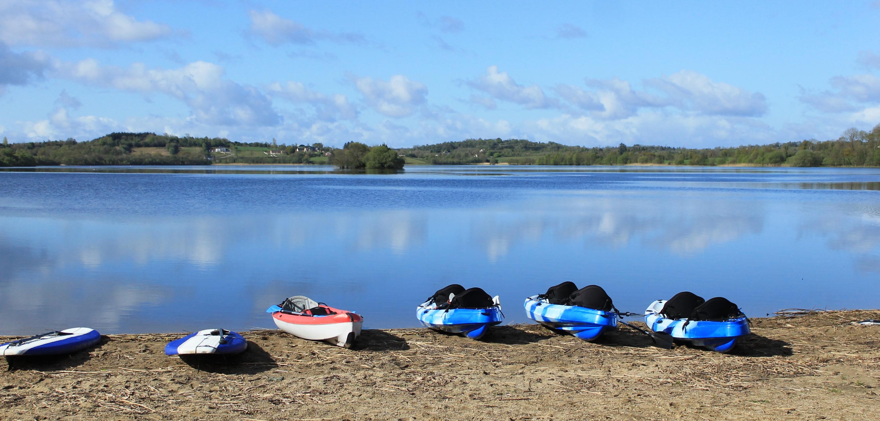 SUP's & Kayaks
