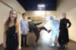 Christian University, Hamilton, Ontario, Redeemer University, Art Department, Exhibitions, Senior Exhibition, Charlotte Kohl, George Wastle, Sarah Murphy, Audrew Messersmith