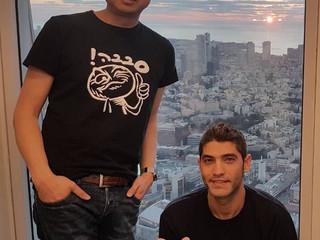 【ご報告】イスラエル法人子会社と事務所を開設し、仲間たちと新たな一歩を踏み出します