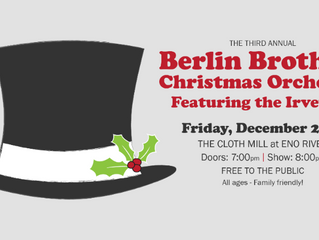 Mystery Brewing Company's Third Annual Christmas Party