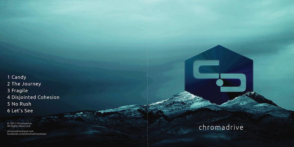 chromadrive ep album art
