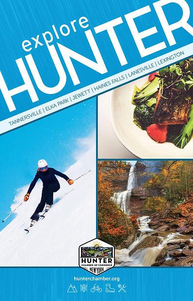 Explore Hunter travel magazine