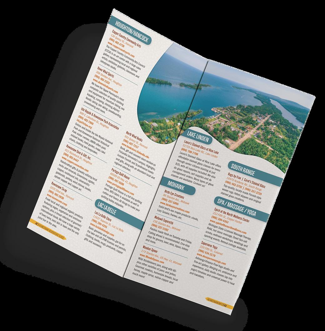 Keweenaw 2019 Adventure Guide