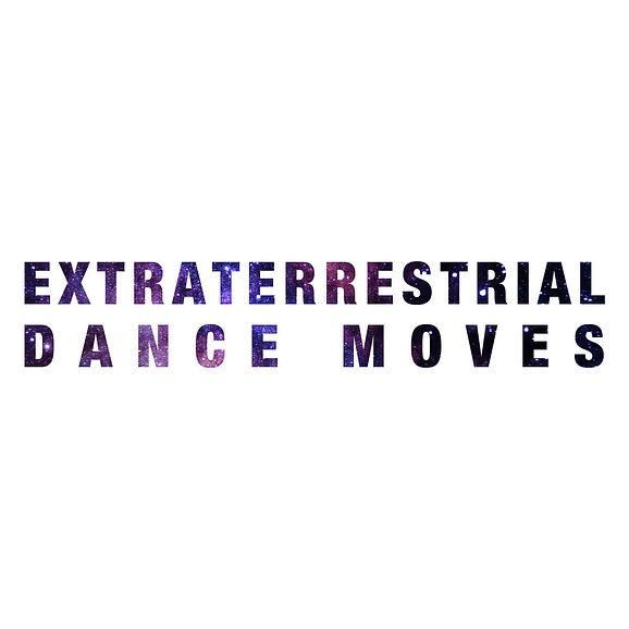Matt Brady Extraterrestrial Dance Moves album cover