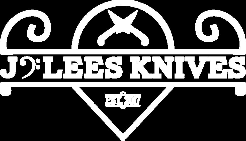 J Lees Knives T-shirt logo