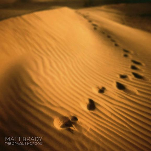 Matt Brady The Opaque Horizon album cover