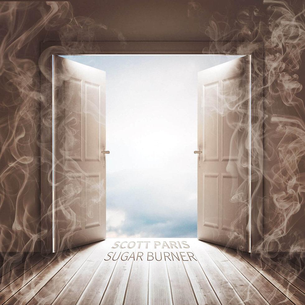 scott paris sugar buner album cover