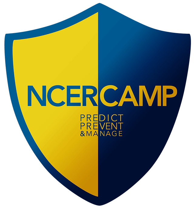 ncercamp secondary logo