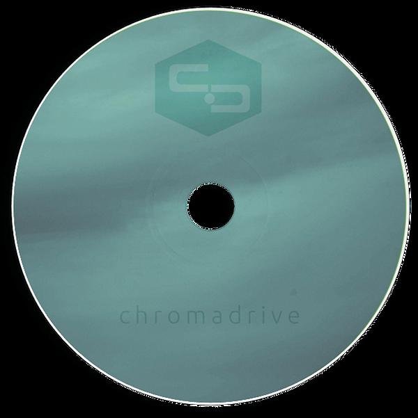 chromadrive ep disc