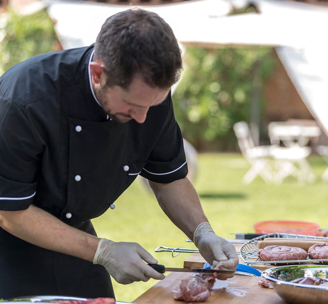 GiraBrace. Barbecue the chef's secrets