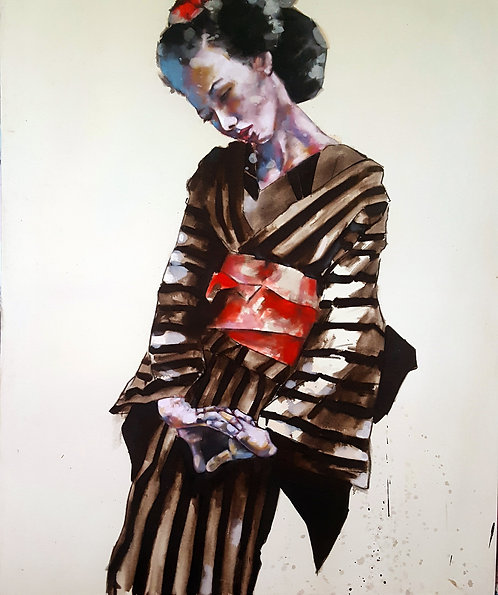9-16-17 geisha study