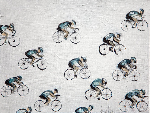 #428_Sideview Cyclists Study