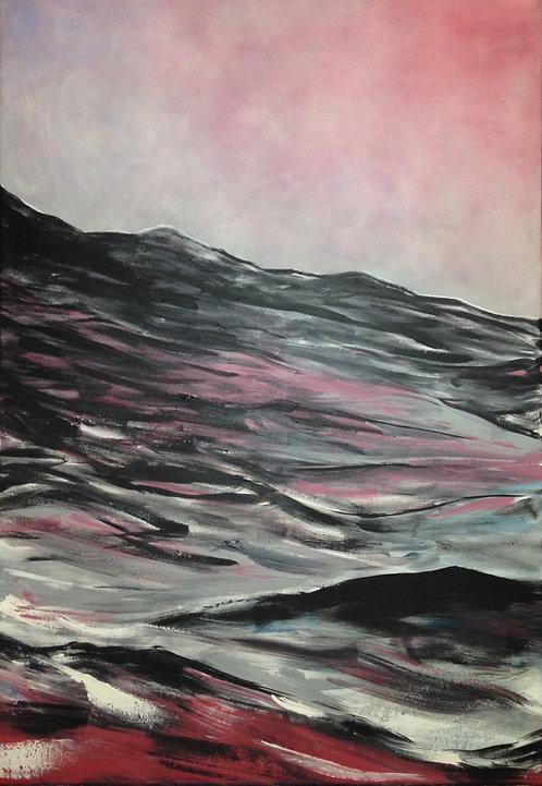 The Mountainous Sea