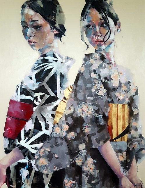 9-18-17 double geisha study