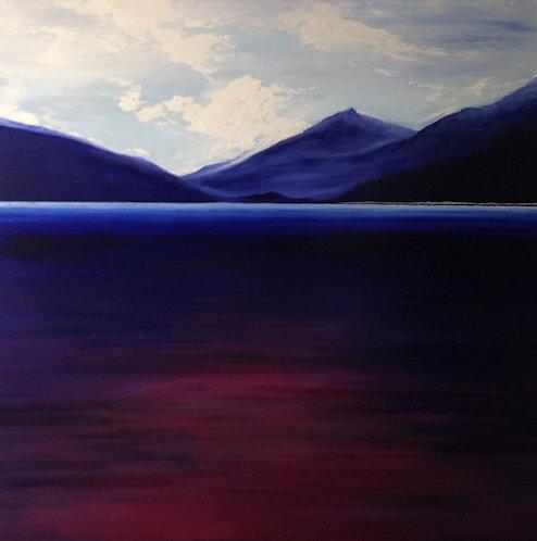 Lake of Violet