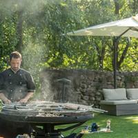 GiraBrace. Barbecue con Chef