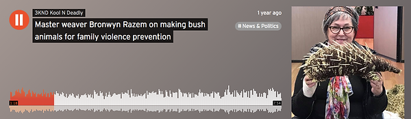 Bush Animals_Family Violence Prevention.