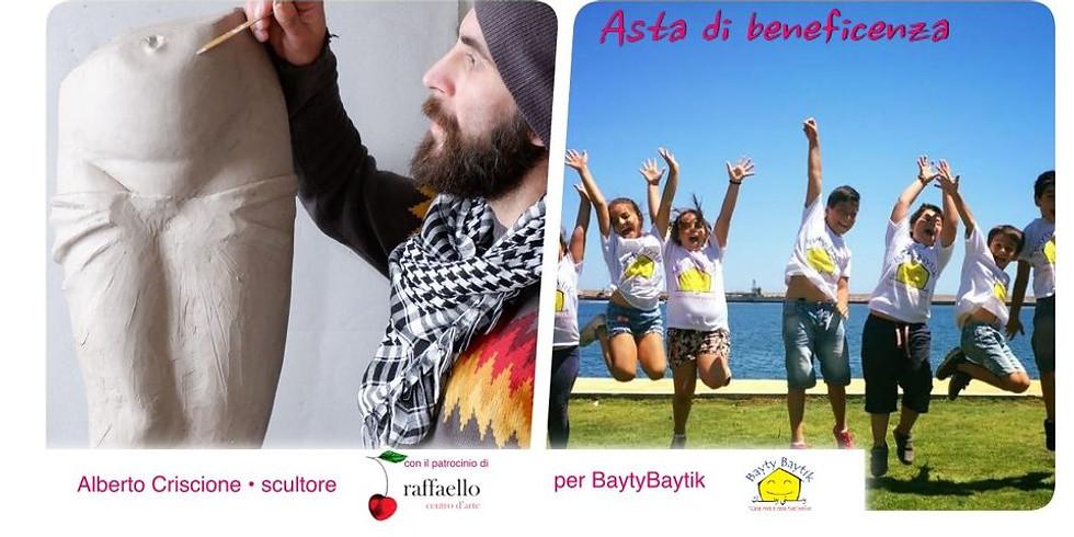 Asta di Beneficenza per BaytyBaytik