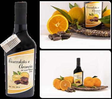 Cioccolato e Arancia dei Monti Nebrodi 50 cl.