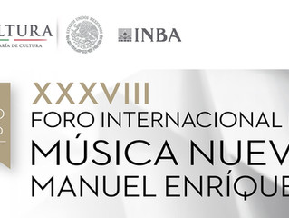 "XXXVIII FIMN ""MANUEL ENRÍQUEZ"" 2016"