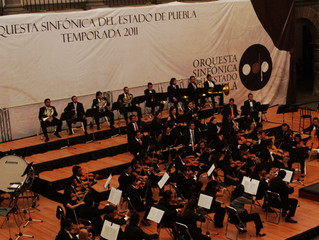 PUEBLA STATE SYMPHONY ORCHESTRA OSEP