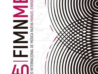 """XL FIMN """"MANUEL ENRÍQUEZ"""" 2018"""