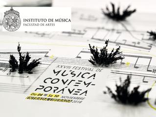 XXVIII Festival de Música Contemporánea