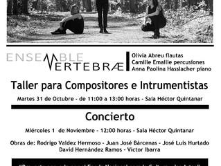 U de Guanajuato Ensemble Vertebræ