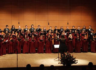 GUEST COMPOSER 2015 WITH THE UNIANDES CHOIR