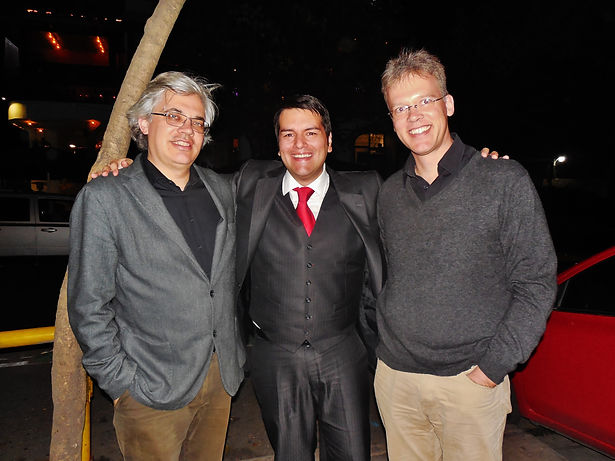 RODRIGO VALDEZ HERMOSO / LUCAS FELS / RALF EHLERS