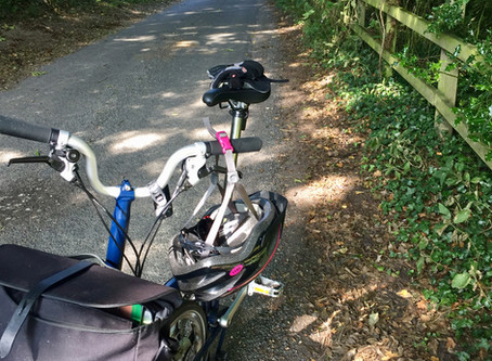 300 Miles on a Brompton