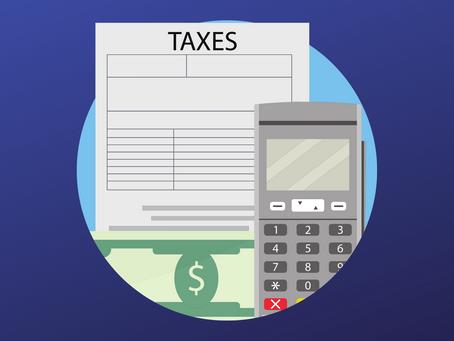 Impostos Arrecadados