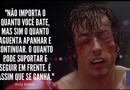Rocky Ballboa e o empreendedor brasileiro.
